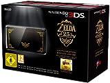 Console Nintendo 3DS noire The legend of Zelda Ocarina of time 3D 25ème Anniversaire