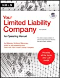 "Your Limited Liability Company: An Operating Manual ""With CD"" [With CDROM]"