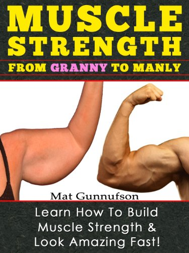Get Stronger,Muscle Strength,Get Lean Muscle,Gym Fitness Exercises