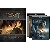 The Hobbit Trilogy Extended Edition [Blu-ray] (Bilingual)