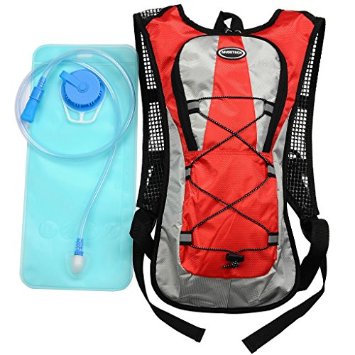 Hydration Pack with 2L Backpack Water Bladder for