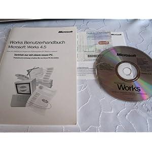 Microsoft Works 4.5