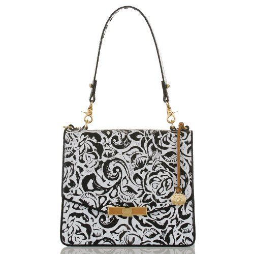 Ophelia Lady Bag<br>Black Rousseau