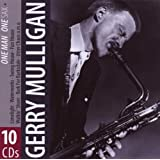 Gerry Mulligan: One man One Sax plays all his great songs: Limelight, Waterworks, Swing House, Bark For Barksdale, Utter Chaos, amo!