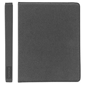 SONIX TravelBook for iPad 2 Grey/Felt (203-0402-001)