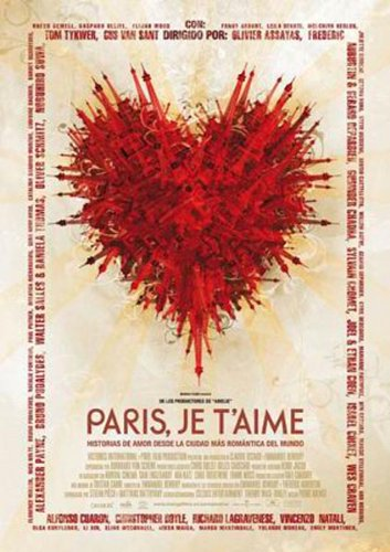 Paris, Je T'Aime [DVD]