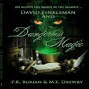 David Finkleman and Dangerous Magic Audiobook