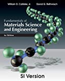 img - for Fundamentals of Materials Science and Engineering book / textbook / text book