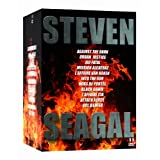 Steven Seagal  : coffret 11 DVDpar Steven Seagal