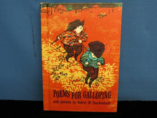 Poems for Galloping PDF