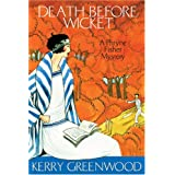 Death Before Wicketby Kerry Greenwood