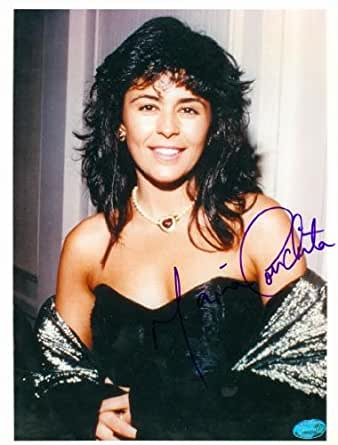 Maria Conchita Alonso autographed 8x10 Photo Image #4 at Amazon's