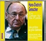 Zeitgeschehen: Hans-Dietrich Genscher