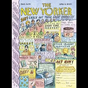 The New Yorker, April 6th, 2009 (Tad Friend, Seymour Hersh, James Surowiecki) Periodical