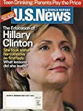 img - for Hillary Clinton l Best Black Colleges l Teen Drinking - October 8, 2007 U.S. News & World Report Magazine book / textbook / text book
