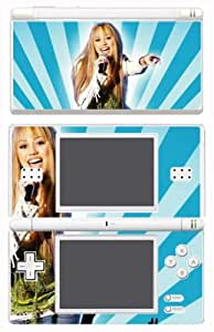 Hannah Montana Miley Cyrus Movie TV Show Video Game Vinyl Decal Skin Protector Cover for Nintendo DS Lite