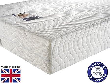 Concept Sleep Extreme 50 8inch Memory Foam Mattress (Continental King [160 x 200cm])