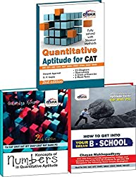 Quantitative Aptitude Simplified for CAT/ XAT/ IIFT/CMAT/MAT/Bank PO/SSC (Box Set)