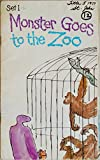 img - for Monster Goes to the Zoo book / textbook / text book