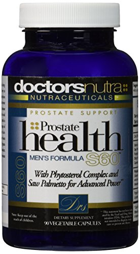 Men's Prostate Total Support, with Phytosterol Essentials, herbs, Saw Palmetto Extract, Pumpkin Seed Extract, Stinging Nettle Extract and more