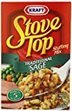 Stove Top Stuffing Mix, Traditional Sage, 6-Ounce Boxes (Pack of 12)
