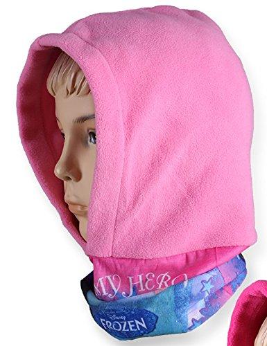 Exclusiv * Disney Frozen berretto invernale berretto in pile Pilot, rosa