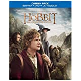 The Hobbit: An Unexpected Journey (Blu-ray/DVD + UltraViolet Digital Copy Combo Pack)
