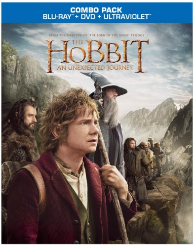The Hobbit: An Unexpected Journey (Blu-ray/DVD