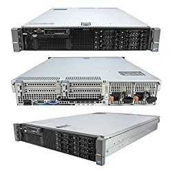 DELL PowerEdge R710 2 x 2.53Ghz E5649 6 Core 48GB (Certified Refurbished)