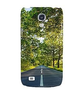 EPICCASE Beautiful Nature Mobile Back Case Cover For Samsung Galaxy S4 Mini (Designer Case)