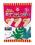 和光堂 おやつがいっぱい おせんべい3種パック(鉄・カルシウムたっぷり) (2枚×9包)×3袋 ランキングお取り寄せ