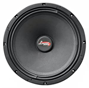 Lanzar PROHEMID12 12-Inch High Performance Midbass Driver