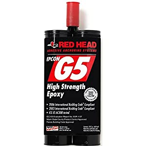 redhead a7 adhesive