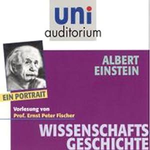 Albert Einstein Hörbuch