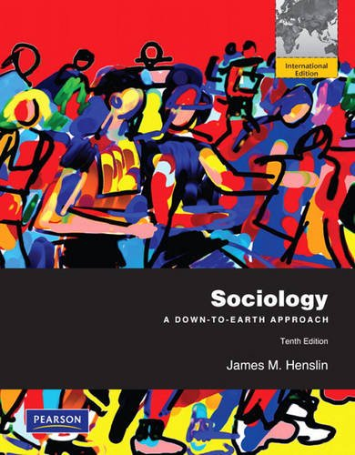 Essentials Of Sociology A Down To Earth Approach 8Th Edition Pdf