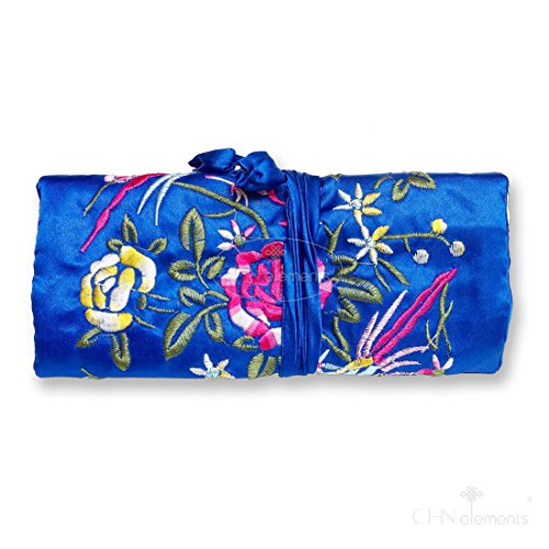 bordado-brillo-sedoso-saten-rollo-de-cinta-joyas-viaje-organizador-con-oriental-floral-patron-on-roy