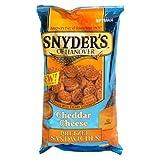 Snyder's Cheddar Cheese Pretzel Sandwich 60.2g