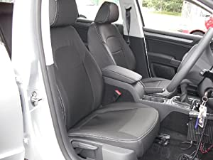 Peugeot 407 Car Seat Covers Tailored To Fit Amazonco
