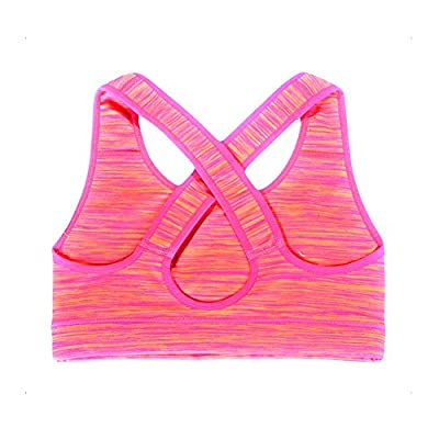Str8 Cheer Women's Seamless High Impact Full Support Sports Bra