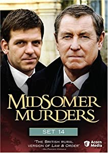 Midsomer Murders: Set 14 (Death & Dust / A Picture of Innocence / They Seek Him Here / Death in a Chocolate Box)