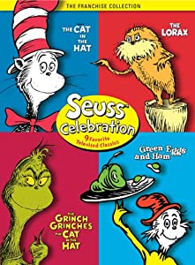 Seuss Celebration (The Grinch Grinches the Cat in the Hat / The Cat in the Hat / Green Eggs and Ham / The Lorax) by Universal Studios