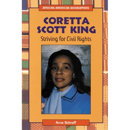 discussing coretta king revisted essay Martin luther king's legacy lives on at marion celebration coretta scott king marched with 50,000 my first celebration was type of essay project.