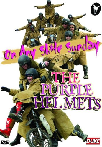 The Purple Helmets - on Any Sh*Te Sunday [DVD]