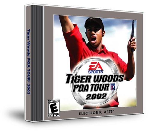 Tiger Woods PGA TOUR 2002 (Jewel Case)