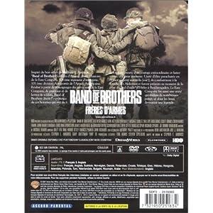 Band Of Brothers, frères d'armes : L'Intégrale de la série - Coffret 5 D