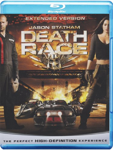 Death race (extended version) [Blu-ray] [IT Import]