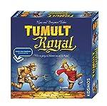 Tumult Royal - Wer zu gierig ist, bekommt was auf die Krone: Für 2 - 4 Spieler ab 10 Jahren