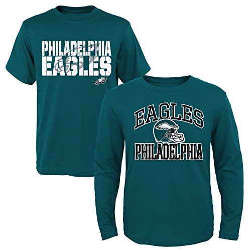 nfl-philadelphia-eagles-youth-boys-8-20-short-long-sleeve-combo-pack-medium-10-12-assorted