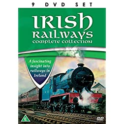 Irish Railways - The Complete Collection - 9 DVD BOXSET