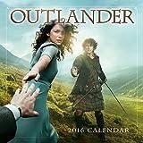 Outlander 2016 Wall Calendar
